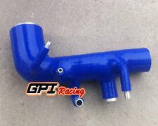 BLUE silicone induction/intake hose FOR Subaru WRX/STi GDB/GDA;Forester SG5 EJ2