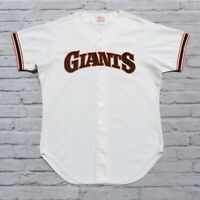 Vintage 90s San Francisco Giants Jersey by Wilson Made in USA Authentic Sewn