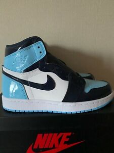 Jordan 1 high UNC patent leather US 8