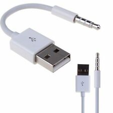 USB Cable Data Sync Charger Charging Cord For 4th Generation Apple iPod Shuffle