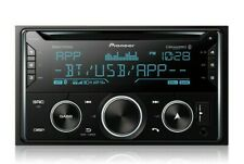 Pioneer FH-S720BS 2-DIN Bluetooth Car Stereo CD Receiver Player with USB AUX