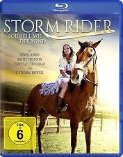 STORM RIDER, Schnell wie der Wind (Kevin Sorbo, Kristy Swanson) Blu-ray Disc NEU