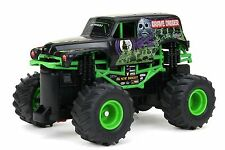 Cars Boys Toys Xmas Gift Grave Digger Monster Truck 4x4 Radio RC Remote Control