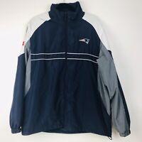 Dunbrooke NFL Craftsman Full Zip Thermal Hoodie Medium Seattle Seahawks