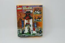 Lego 6083 Ninja Samurai Stronghold Set 1998 Complete w/box & instructions