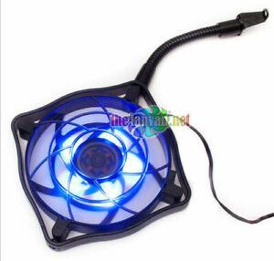ventilateur antec led bleu Antec tuning 3 vitesses 3 pin