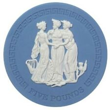 2018 Wedgewood Jasperware Three Graces Handmade Coin