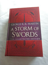 A Song of Ice and Fire Illustrated Edition Ser.: A Storm of Swords: the Illustrated Edition : A Song of Ice and Fire: Book Three by George R.R. Martin (2020, Hardcover)