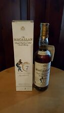 4cl. Sample Macallan 7 Years Old Giovinetti & Figli Import