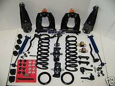 1965 THROUGH 1970 V8 MUSTANG FRONT SUSPENSION KIT; MANUAL STEERING CARS ONLY.