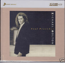 """Michael Bolton - Soul Provider"" Limited Numbered Japan100KHz/24bit K2HD CD New"