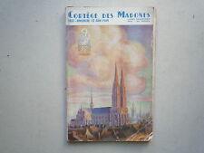 1949 CORTEGE DES MADONES PROGRAMME LILLE DIMANCHE 12 JUIN 75e ANNIVERSAIRE TREIL