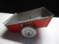 Ancien jouet remorque en Tole Modern Toys K 55 Tin toy
