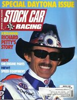 1992 (Mar.) Stock Car Racing magazine, Richard Petty Special Daytona Issue