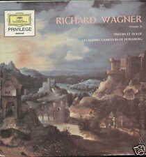 Wagner TRISTAN ET ISOLDE - LES MAITRES CHANTEURS.. LP