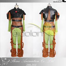 EE0358AA How to Train Your Dragon 2 Hiccup Cosplay Costume