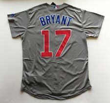Kris Bryant #17  Chicago CubsBaseball Jersey Men Size M Free Shipping