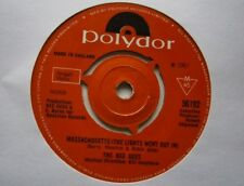 """THE BEE GEES: Massachusetts (The Lights Went Out In) (Polydor) 1967 7"""" SINGLE"""