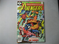 The Avengers #156 (1977, Marvel) Low Grade