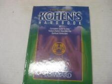 The Kohen's Handbook by Rav Yochanan Alexander Lombard