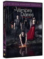 THE VAMPIRE DIARIES - STAGIONE 5 (5 DVD) COFANETTO SERIE TV