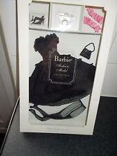 Mattel Barbie Moda Modelo Silkstone Negro encantamiento 55500 En Caja