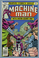 Machine Man #7 1978 [Jack Kirby] Marvel a
