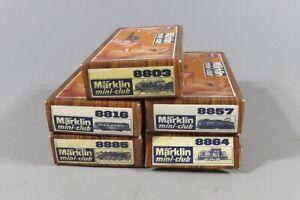 T 80903 Sammlung Märklin mini-club Loks
