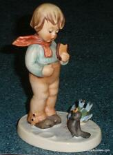 """Bird Watcher"" Goebel Hummel Figurine #300 TMK5 From 1979 - MOTHER'S DAY GIFT!"