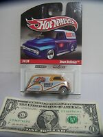 Hot Wheels HW Delivery Gold Deco Delivery #24 - Doug's Headers - RR - M/M - 2010