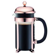 Bodum Bodum Chambord French Press Coffee Maker 1L Copper 11652-18