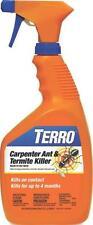 NEW TERRO T1100-6 32OZ READY TO USE CARPENTER ANT TERMITE KILLER 3171311