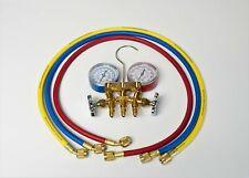 33636 Mastercool Air Conditioning Hvac Refrigeration Manifold With 36 Charging