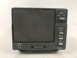 Kenwood SP 940 Communications Speaker