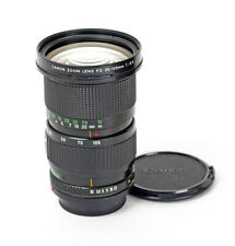 Canon Zoom FD 3.5/35-105mm 1:3.5 35-105mm f/3.5 mount Canon FD No.213303
