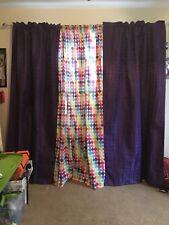 Eclipse Blackout Curtains 84 Purple