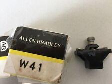 ALLEN BRADLEY W41 HEATER ELEMENT... LOT OF 2