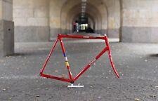 Look KG 251 Carbon Team Rennrad / Red / 59 cm/ 2.300g / Vintage Frame Fork