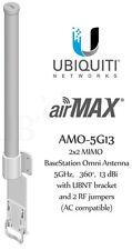 Ubiquiti - AirMAX omi dual polarization antenna, 13 dBi, 5 GHz (Art.AMO-5G13)