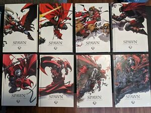 Spawn Origins Collection Hardcover Books 1 2 3 4 5 6 9 10