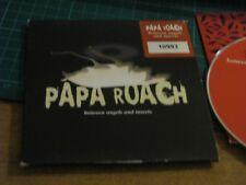 PAPA ROACH  'Between angels and insects' Cd Single