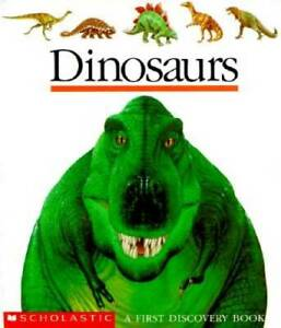 Dinosaurs First Discovery Books - Hardcover By Gallimard Jeunesse - GOOD