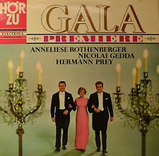 "ANNELIESE ROTHENBERGER - GALA PREMIERE  12""  LP (P47)"