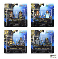 Pirates of the Caribbean Minimates Series 1 Complete Set