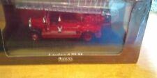 Atlas Editions; 1937 Leyland TLM Fire Engine, Turntable Ladder; sealed box