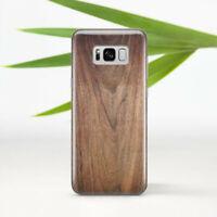 Wood Samsung Galaxy S10 Plus Case Wooden Design Samsung S8 S9 Plus Silicone Case