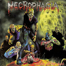 Season of the Dead by Necrophagia (CD, Dec-2006,Red Stream, inc.)