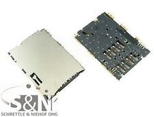Samsung Galaxy S5620 S5625 S5862 S5560c Sim Leser Kontakte Pin Pins Karte