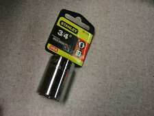 """Stanley Maxi-Drive 3/4"""" 6-point socket 1/2"""" drive new 88-768 88768"""