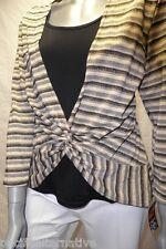 Haut noir doré Taille 42 pour FEMME Baisers Salés vetement soirée NEUF #SANDRA